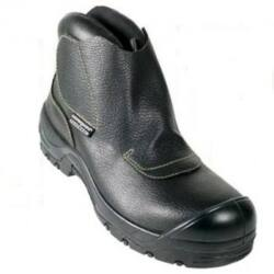 QUADRUFITE - lábfejvédős, bőr munkavédelmi bakancs (S3 HRO CK)  300ºC-IG HŐÁLLÓ!!!