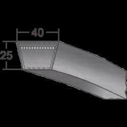 E/40-es profilú klasszikus ékszíj (Rubena)