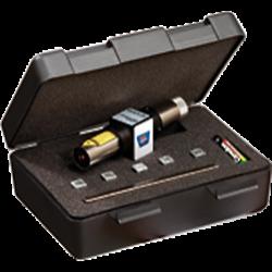Laser pointer II feszességmérő