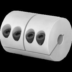 Merev tengelykapcsolók (Alumínium kivitel)