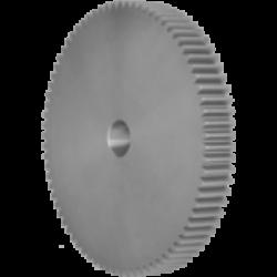 M1 modulú agy nélküli fogaskerék