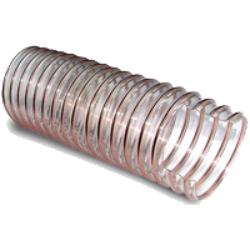 Poliuretán csigatömlő (folyóméteres kiszerelés)