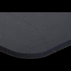 EPDM saválló gumilemez (1,2 méteres tekercs szélesség)