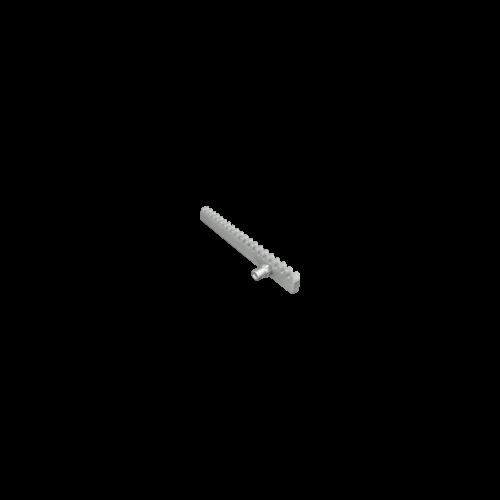 Fogasléc kapumozgatáshoz (M4 modul)