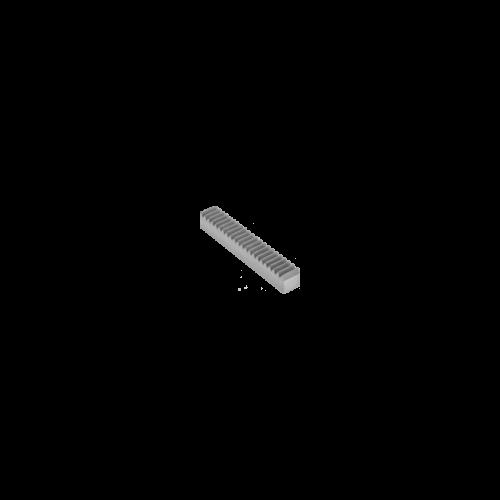 Fogasléc (M4 modul)