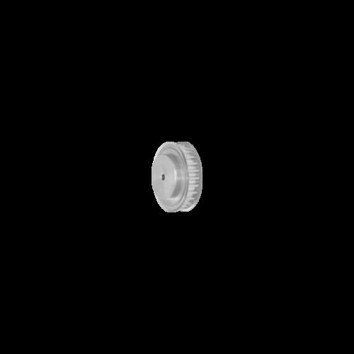 T2,5 profilú fogasszíjtárcsa (előfúrt,metrikus)