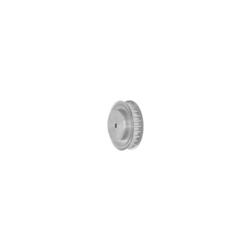 T5 profilú fogasszíjtárcsa (előfúrt,metrikus)