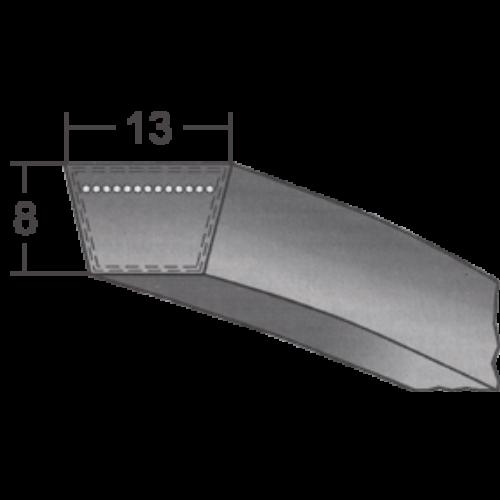 A/13-as profilú klasszikus ékszíj (Powerbelt Márka)