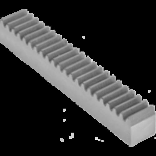 Fogasléc (M8 modul)