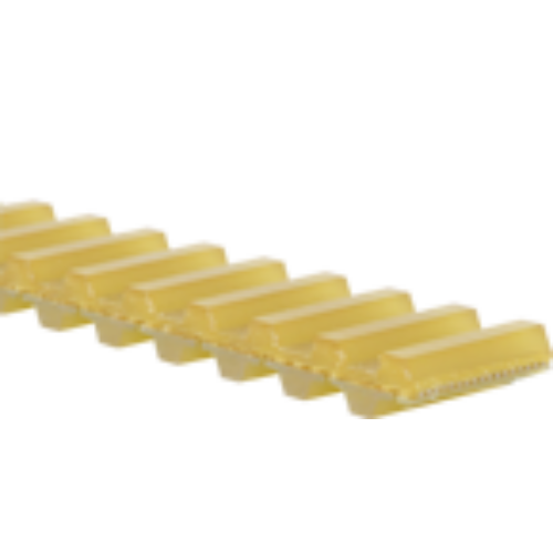 D-T10 profilú poliuretán, duplafogú fogasszíj